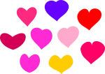 12898-illustration-of-colorful-hearts-pv