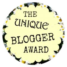 unique blogger badge